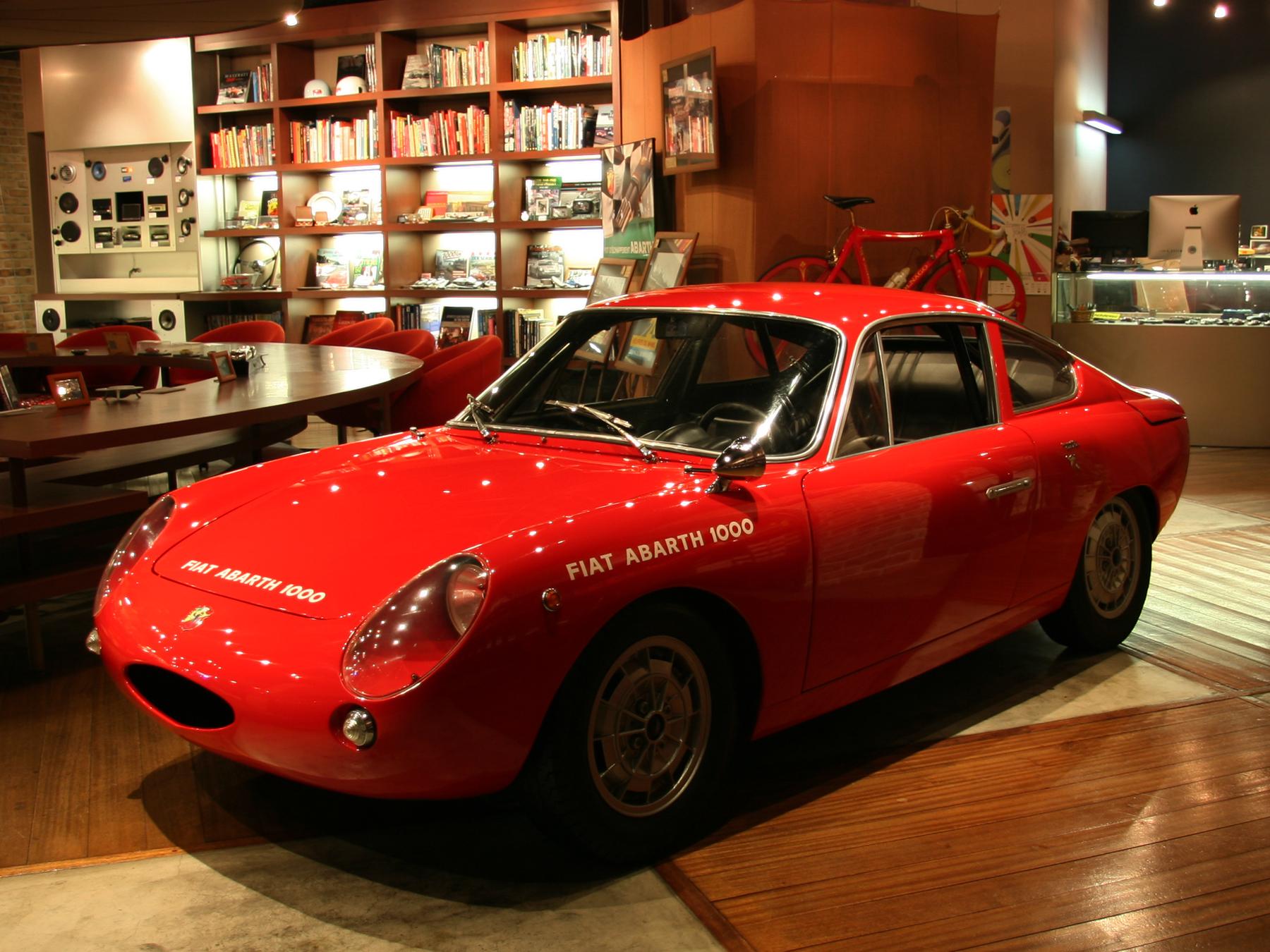 "1963 Fiat Abarth 1000 Bialbero ""Short nose"""
